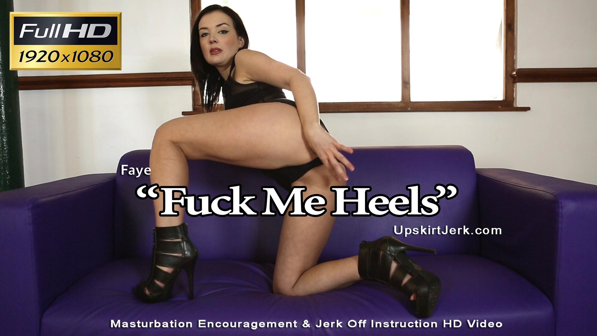 Fuck me in heels